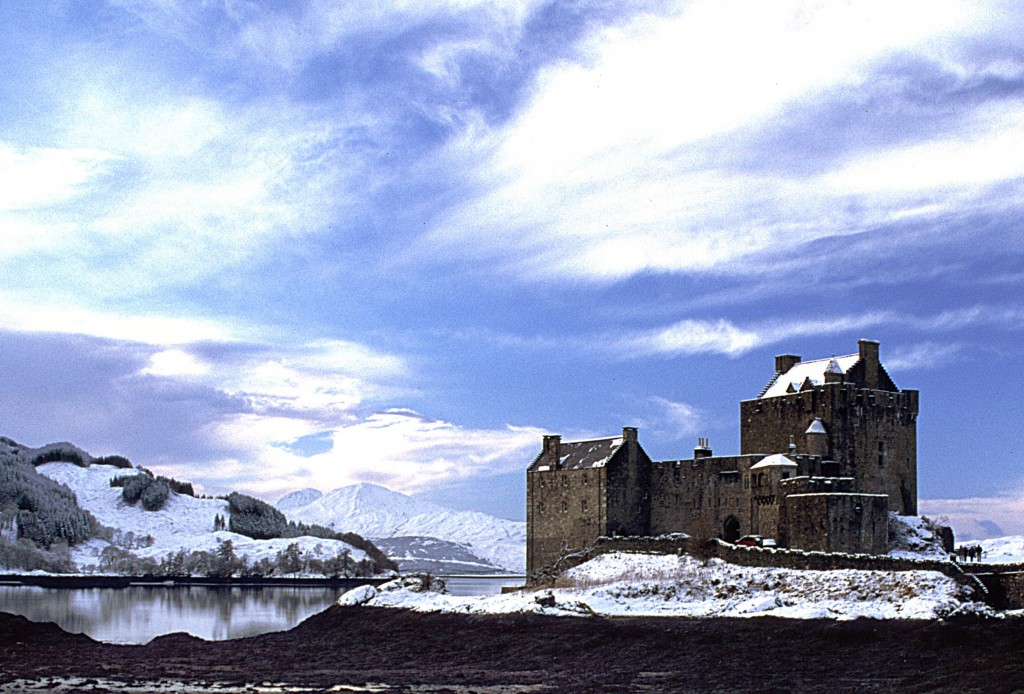 Discover Scotland's most famous castle, only 20 minutes from Ashaig